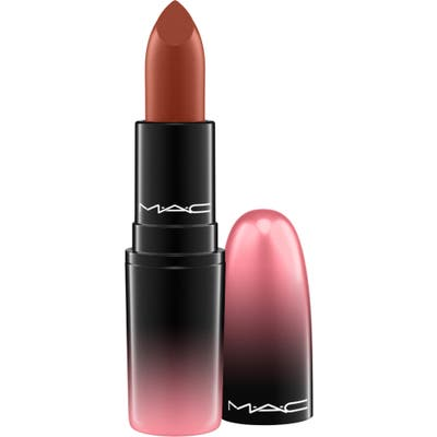 MAC Love Me Lipstick - Dgaf