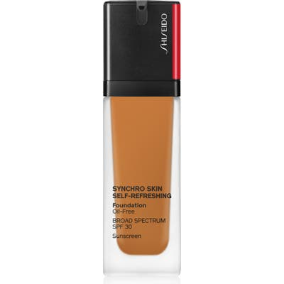 Shiseido Synchro Skin Self-Refreshing Liquid Foundation - 430 Cedar