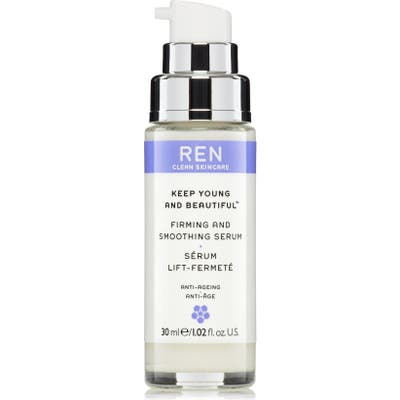 Ren Clean Skincare Keep Young & Beautiful Instant Firming Beauty Shot Gel-Serum