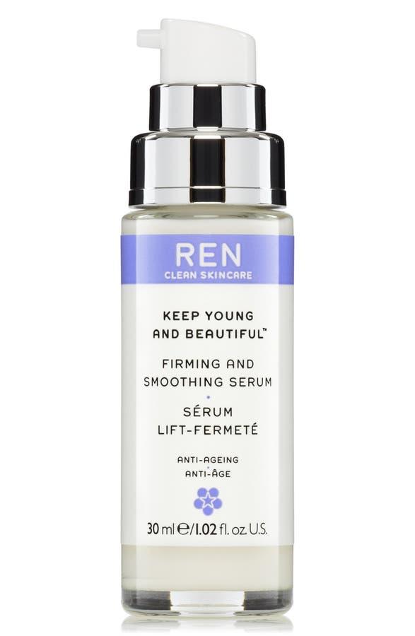 Ren KEEP YOUNG & BEAUTIFUL INSTANT FIRMING BEAUTY SHOT GEL-SERUM