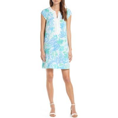 Lilly Pulitzer Madia Shift Dress, Blue