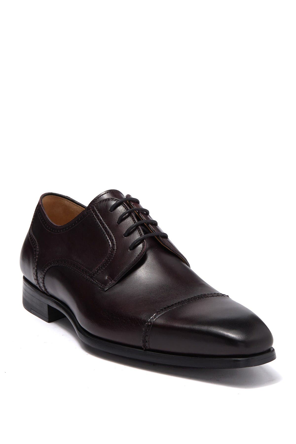 Image of Magnanni Carlito II Leather Derby
