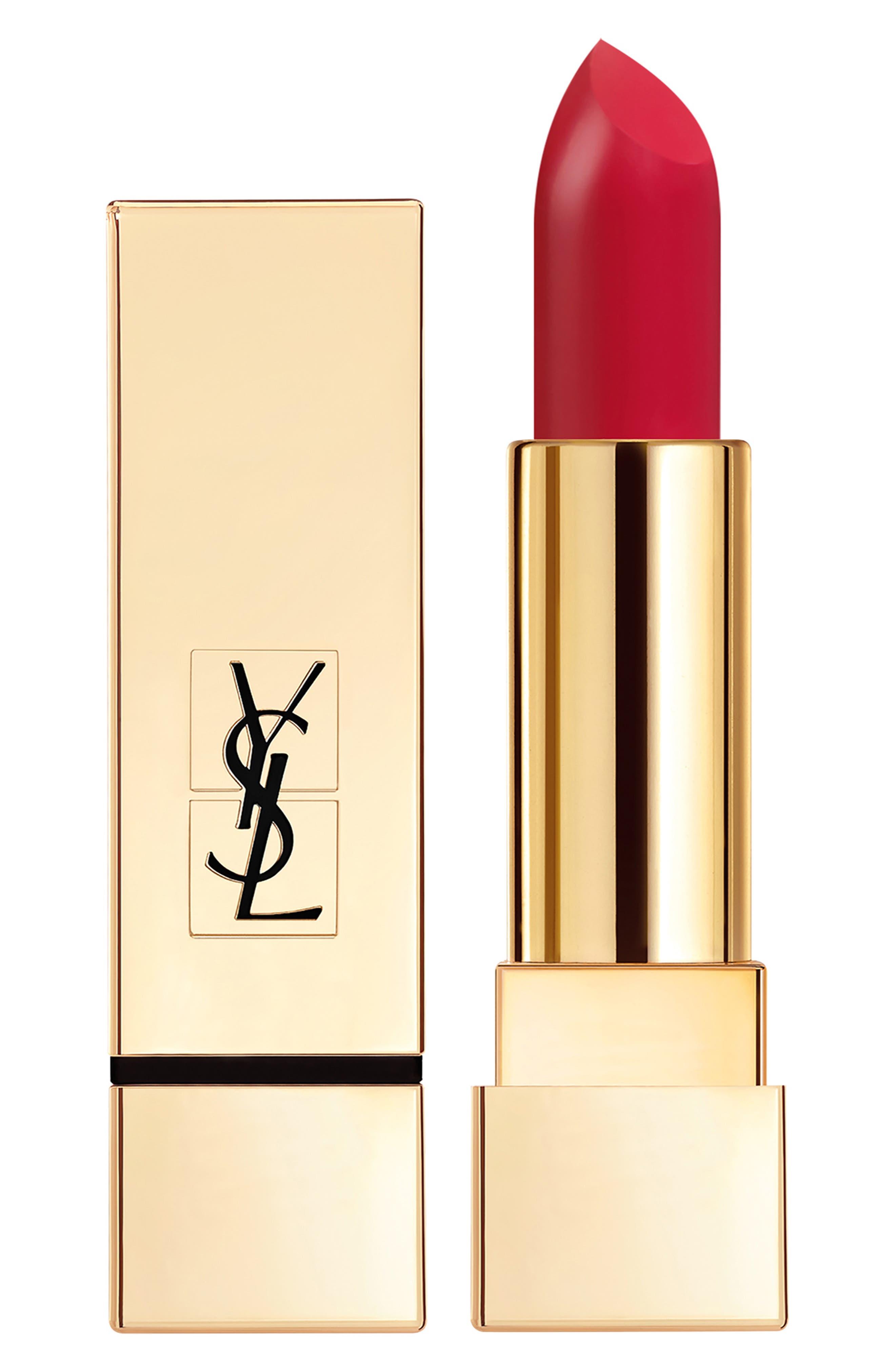 Yves Saint Laurent Rouge Pur Couture Matte Lipstick - 203 Rouge Rock