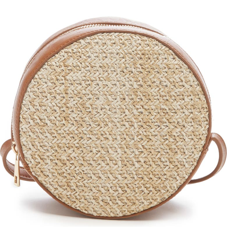 SOLE SOCIETY Apryl Circle Crossbody Bag, Main, color, 250