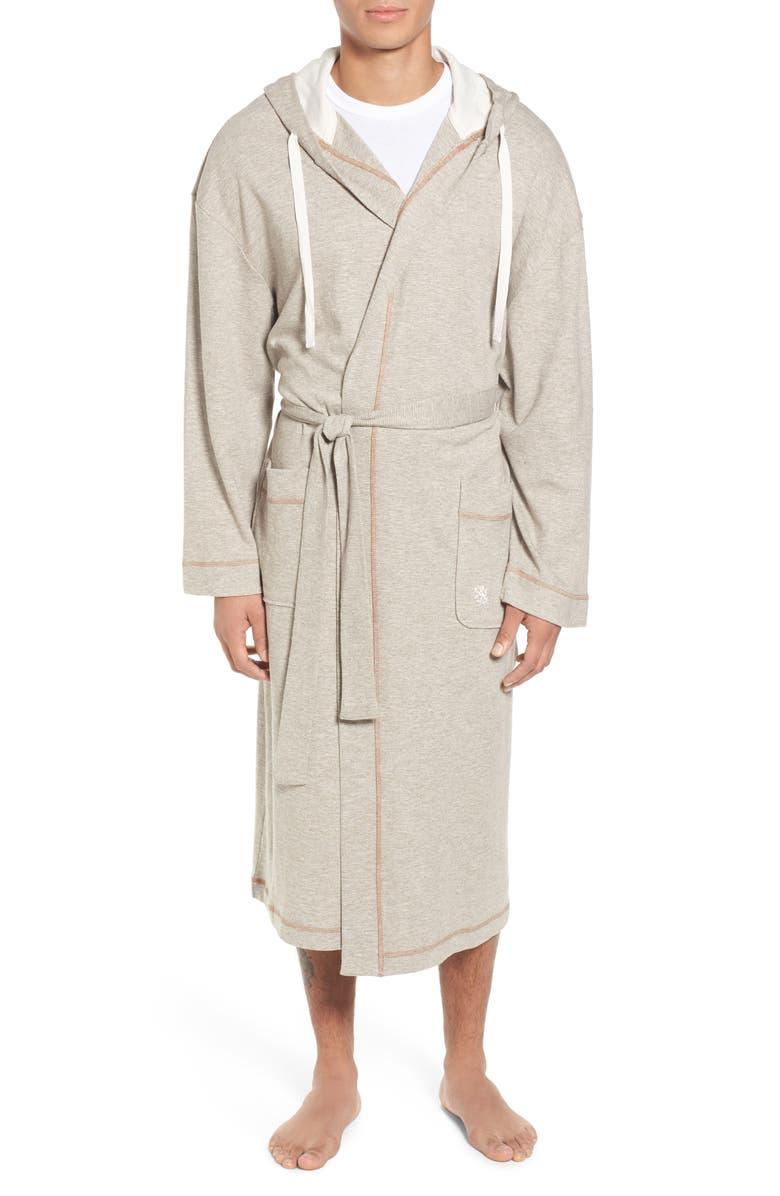 MAJESTIC INTERNATIONAL Vintage Space Cadet Robe, Main, color, 210