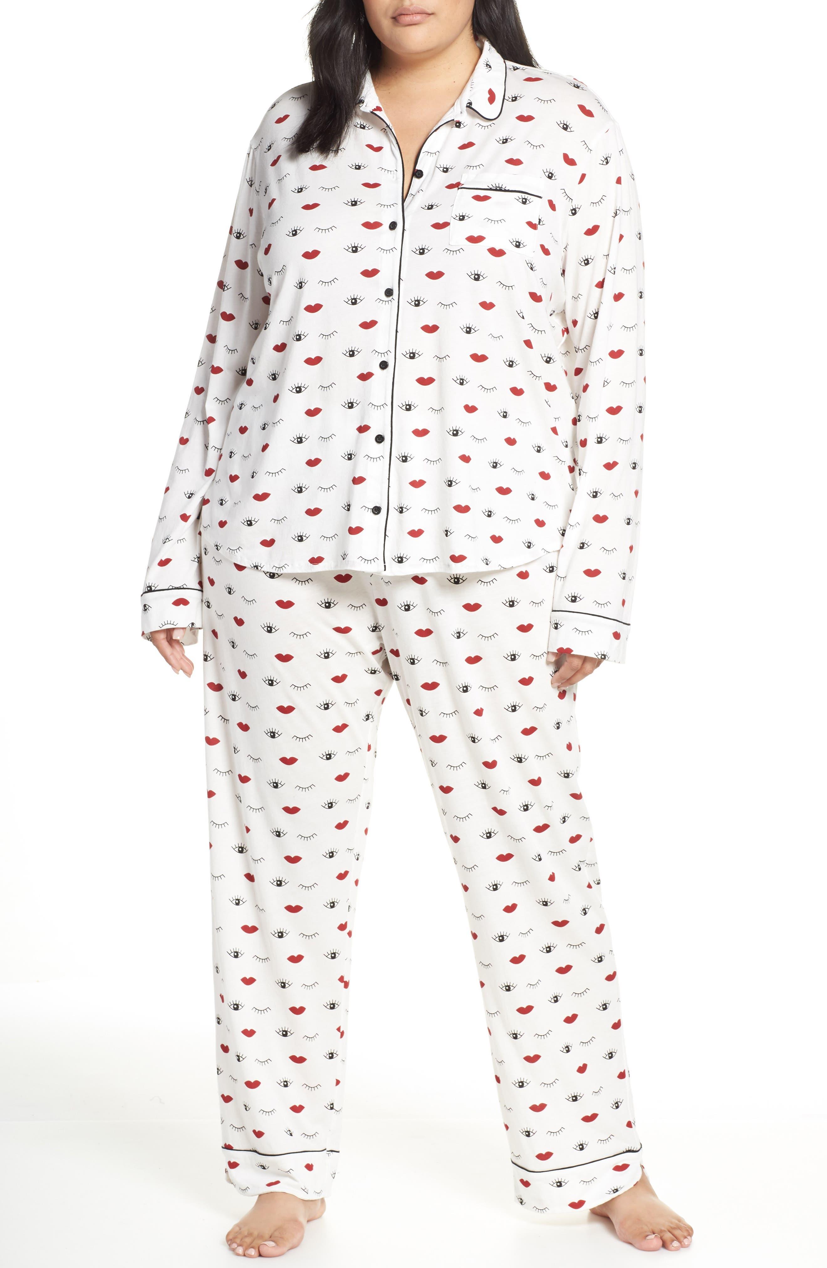 ,                             Give Love Pajamas,                             Main thumbnail 1, color,                             901