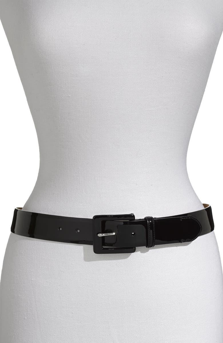 LAUREN RALPH LAUREN Belt, Main, color, 001