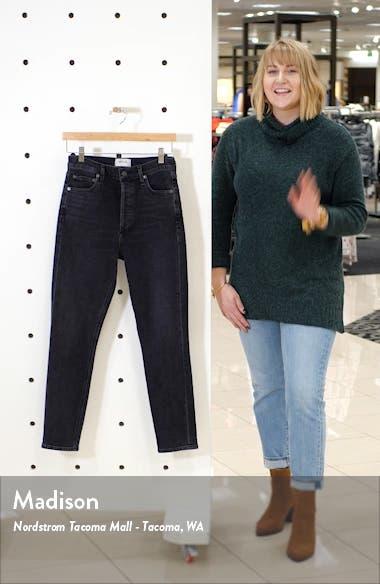 Nico High Waist Slim Leg Jeans, sales video thumbnail