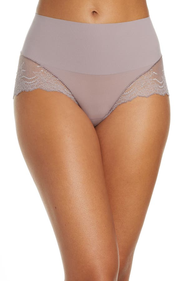 Spanx Lingerie Undie-tectable Lace Hipster Panties