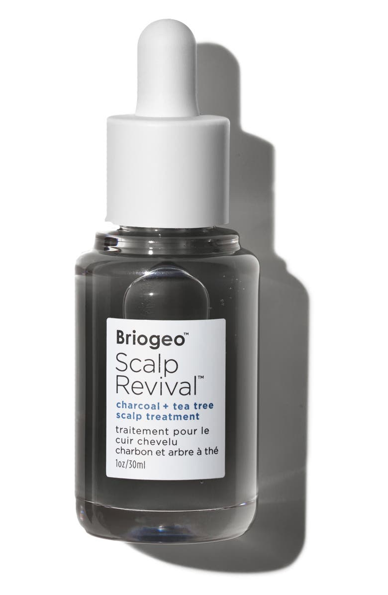BRIOGEO Scalp Revival Charcoal + Tea Tree Scalp Treatment, Main, color, NO COLOR