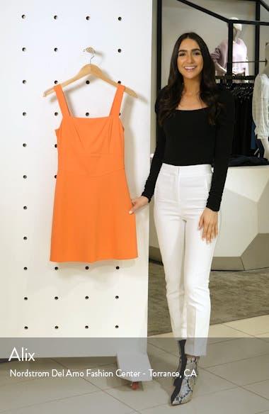 x Dress Up Buttercup Colorado Blvd. Ponte Minidress, sales video thumbnail