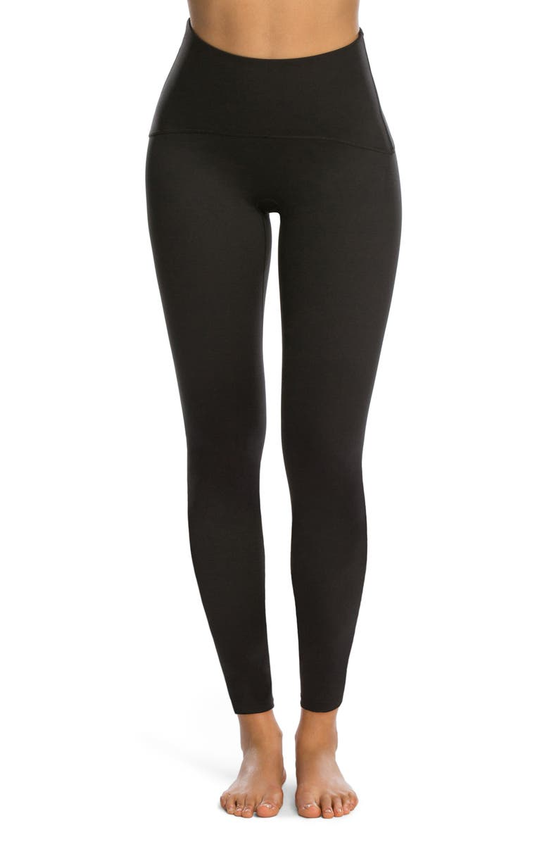 SPANX<SUP>®</SUP> Active Leggings, Main, color, 001