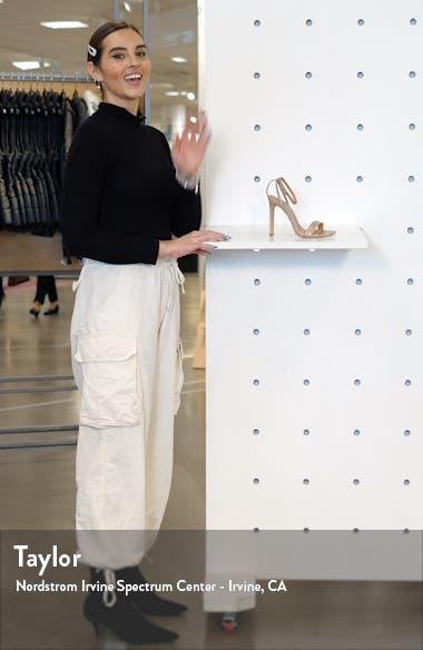 Saskia Ankle Strap Sandal, sales video thumbnail