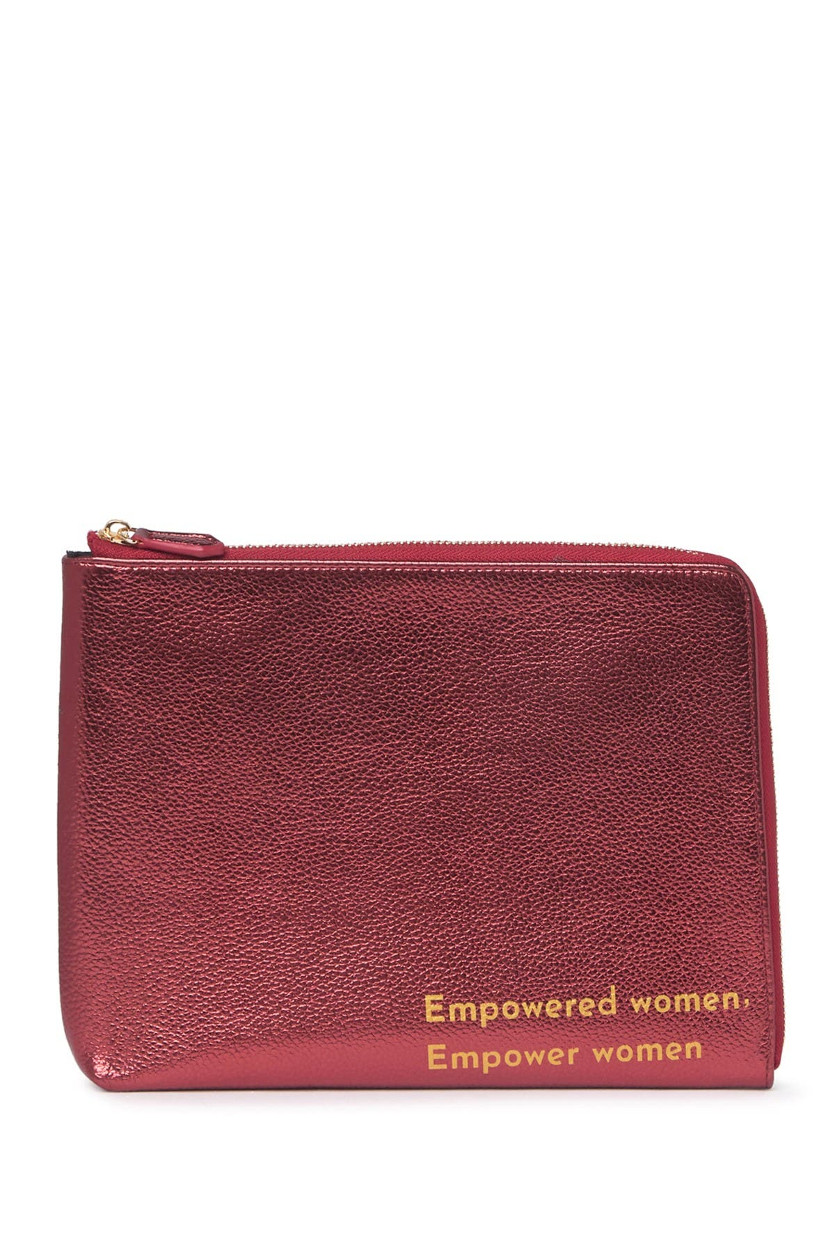 Image of Urban Expressions Metallic Pouch