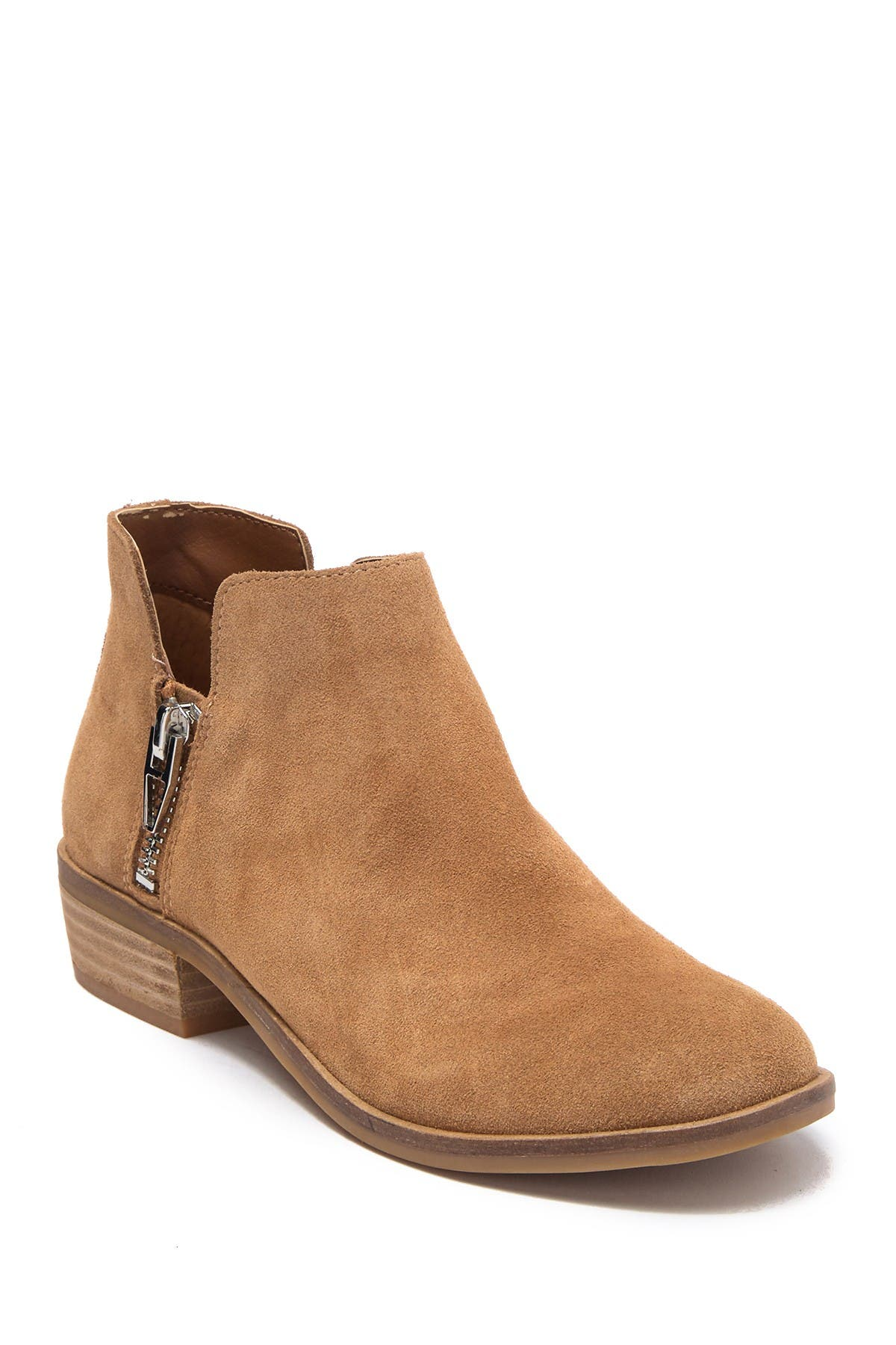 Image of Dolce Vita Sada Suede Ankle Bootie