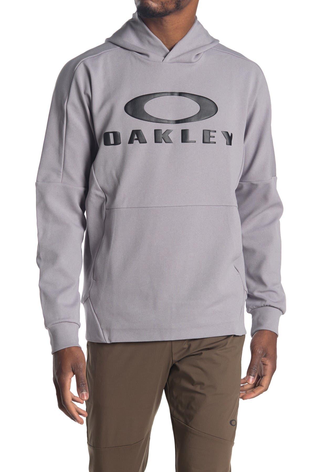 Image of Oakley Enhance Mobility Fleece Pullover Hoodie