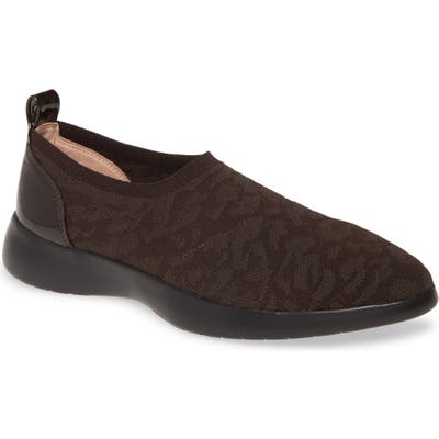 Taryn Rose Danica Skimmer Flat- Brown