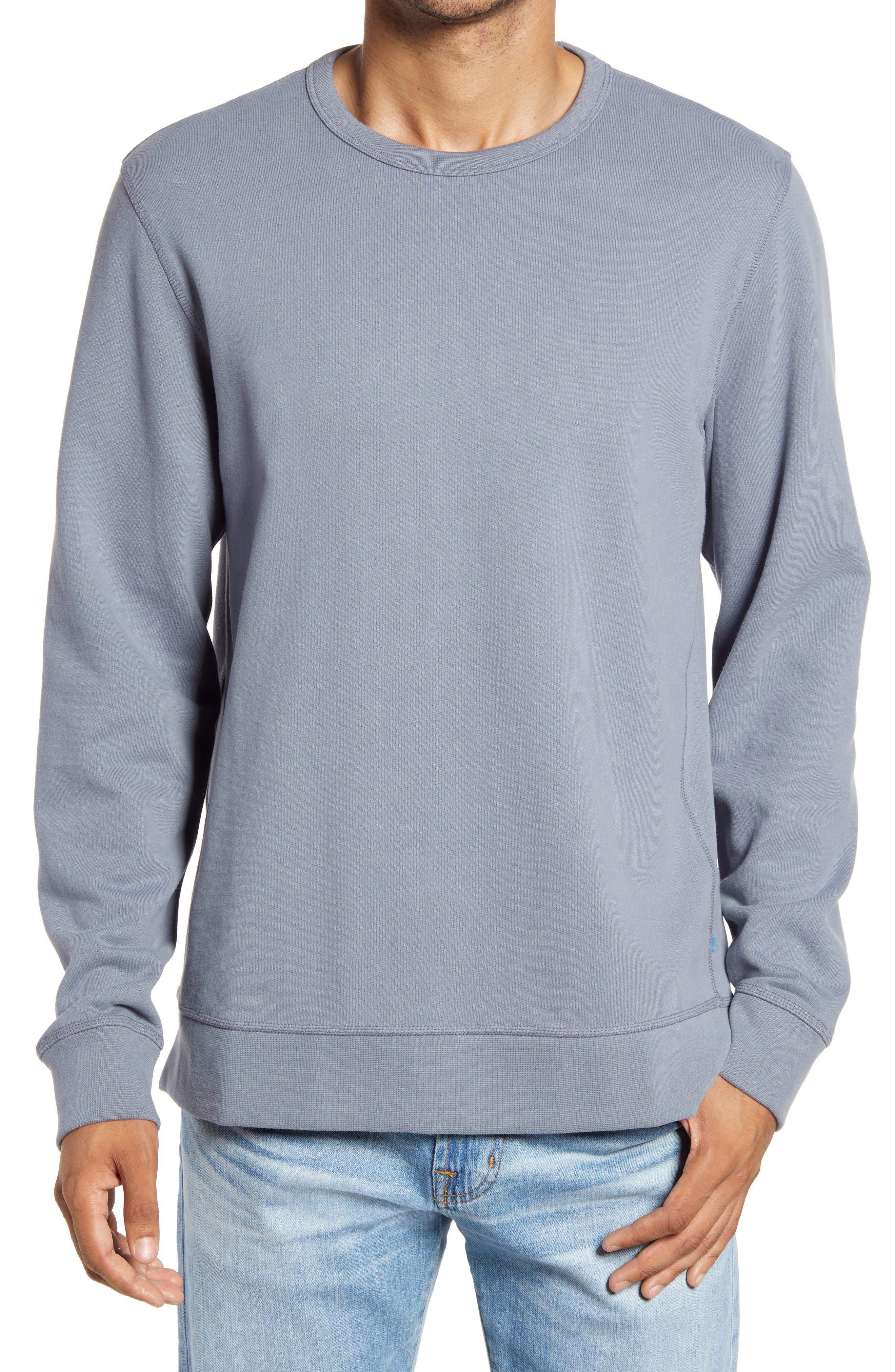 Jason Scott Maddux Crewneck Pima Cotton Sweatshirt