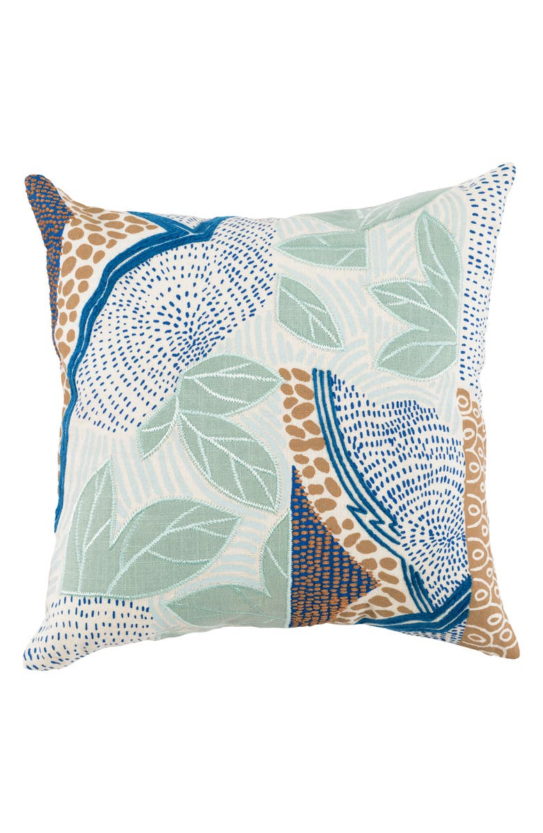 VILLA HOME COLLECTION Heather Accent Pillow, Main, color, 400