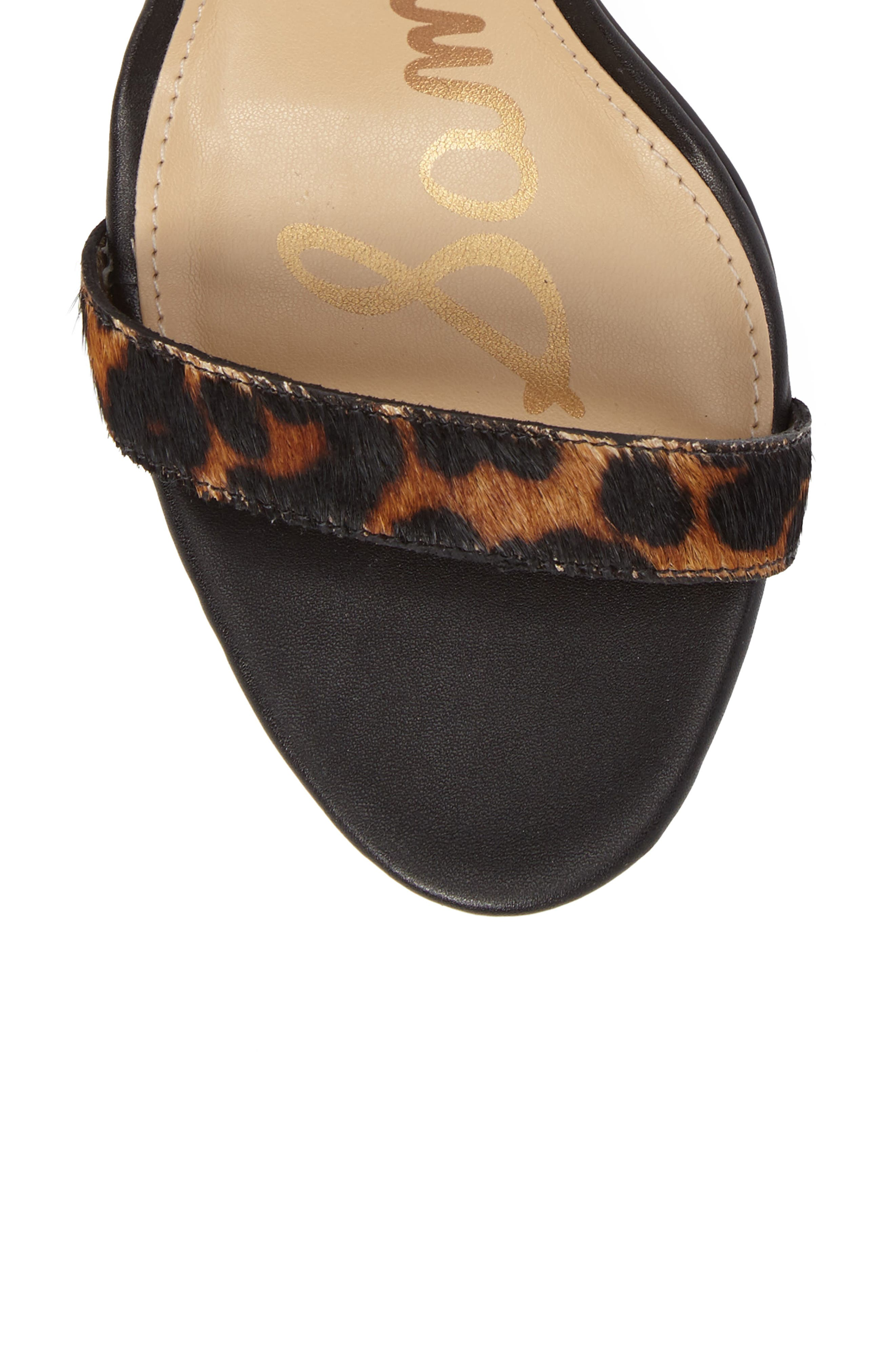 ,                             'Patti' Ankle Strap Sandal,                             Alternate thumbnail 166, color,                             201