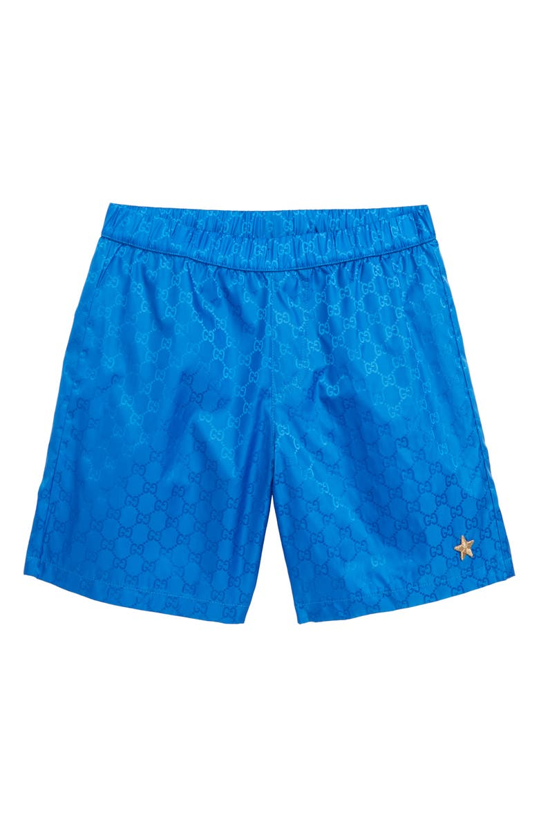 GUCCI Double-G Boxer Shorts, Main, color, VISAGE