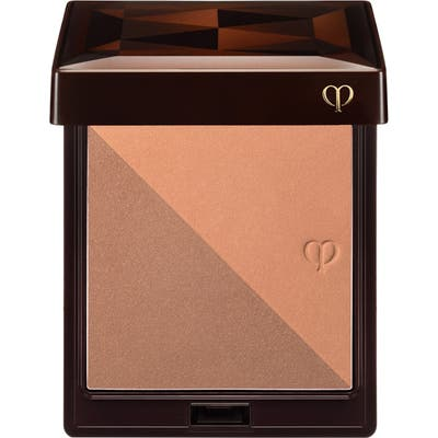 Cle De Peau Beaute Bronzing Powder Duo -