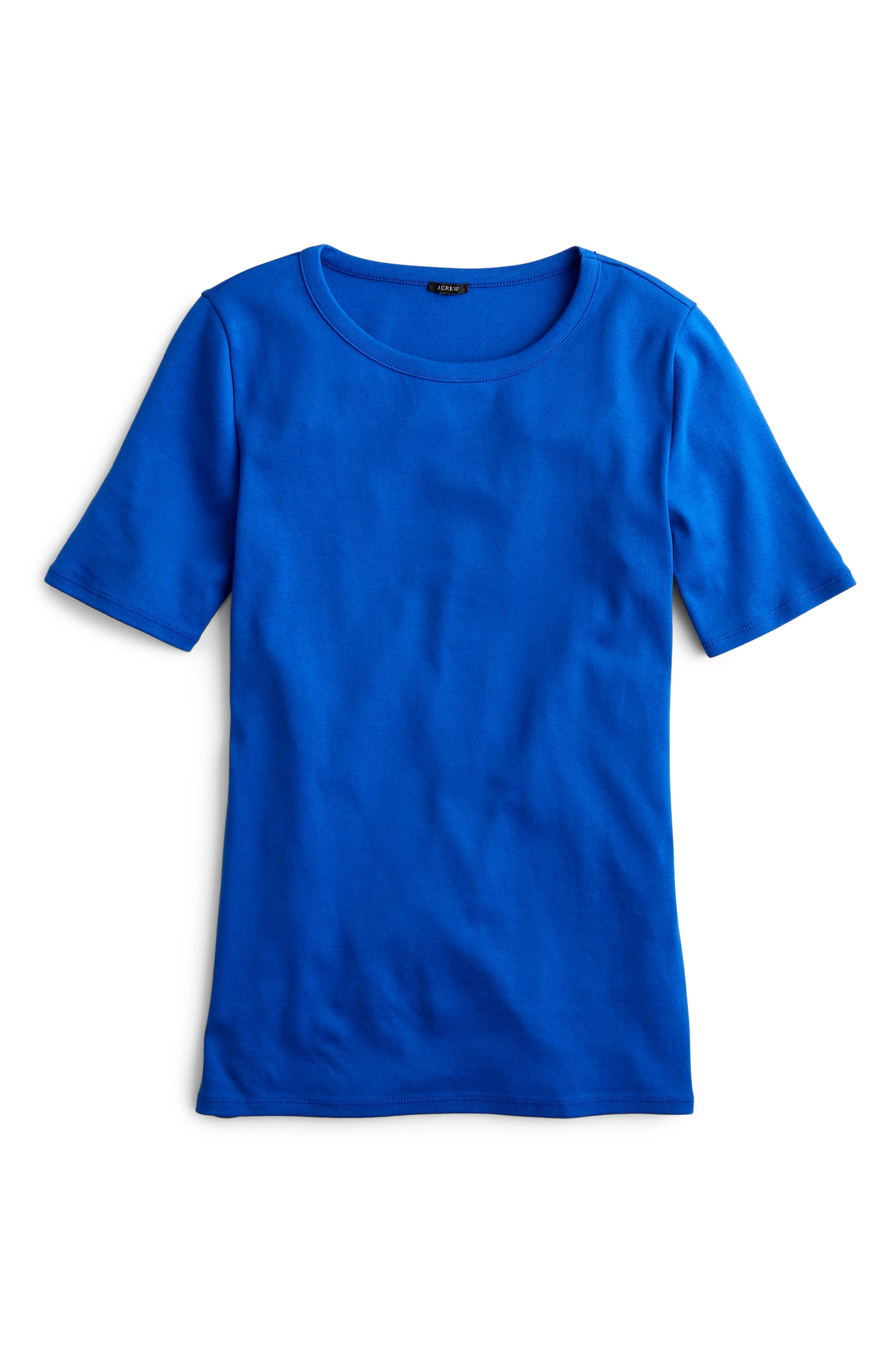 ,                             New Perfect Fit Tee,                             Main thumbnail 55, color,                             706