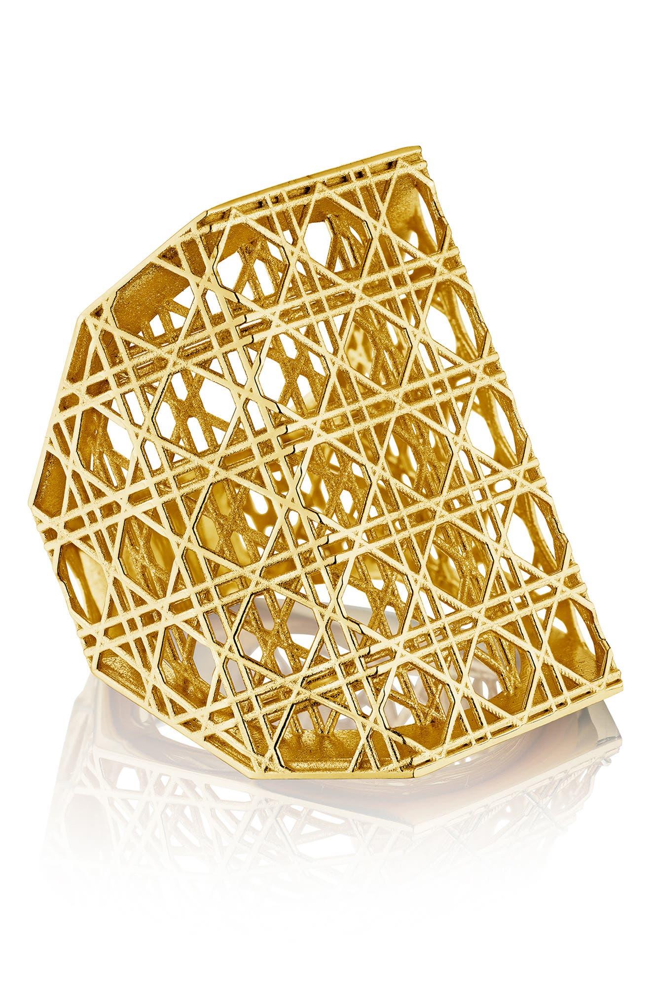 Cane Maxi Ring