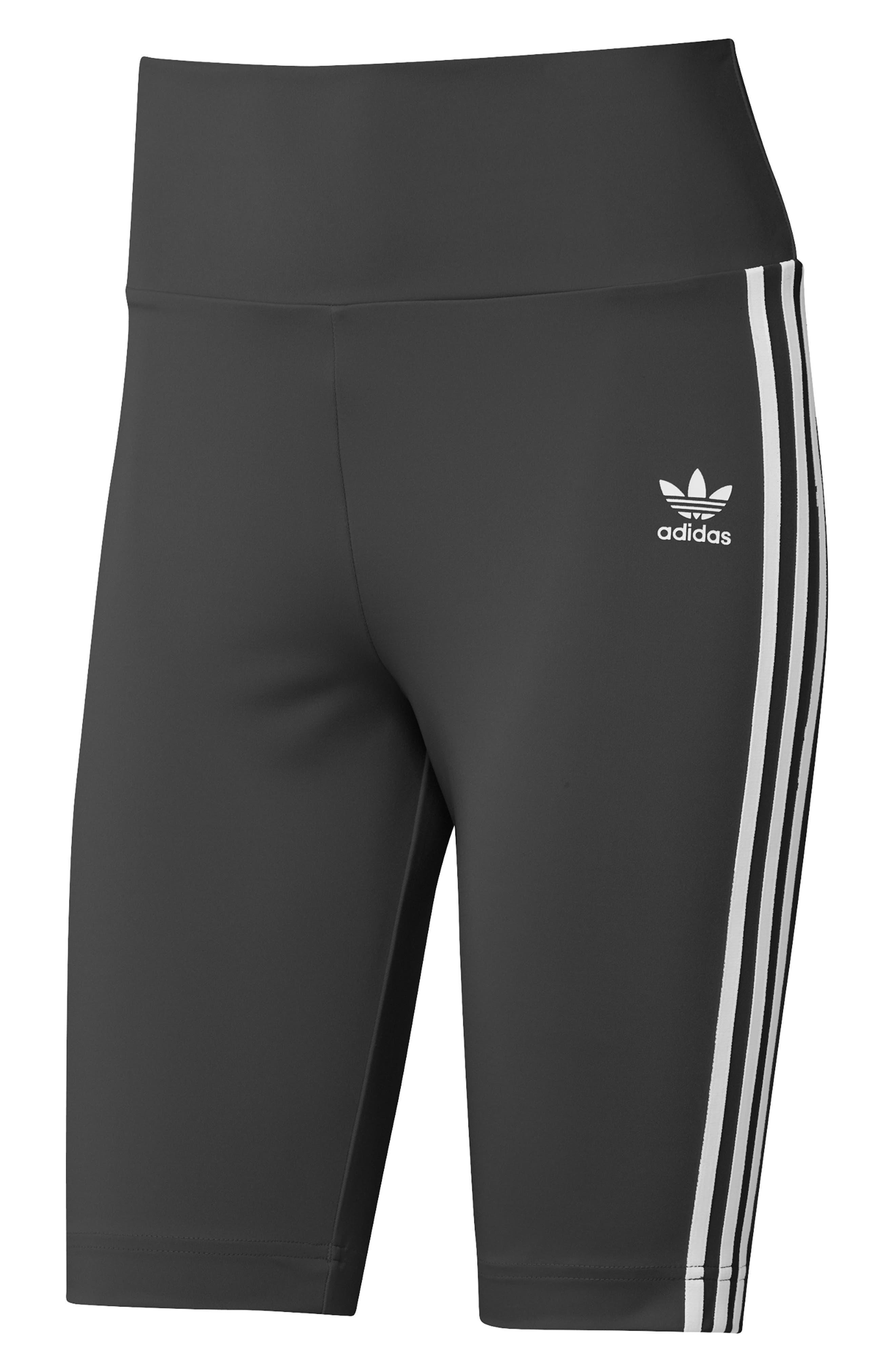 adidas Originals High Waist Bike Shorts