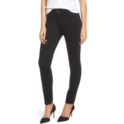 Jag Jeans Cecilia Skinny Jeans, Black