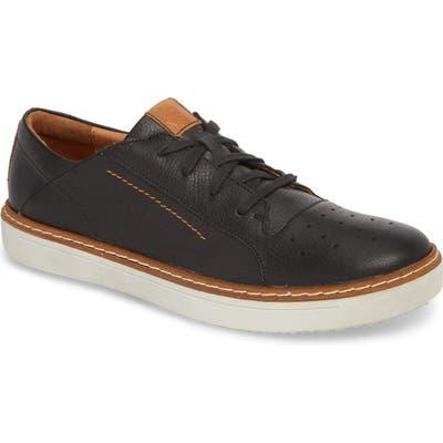 Josef Seibel Quentin 03 Low Top Sneaker, Black