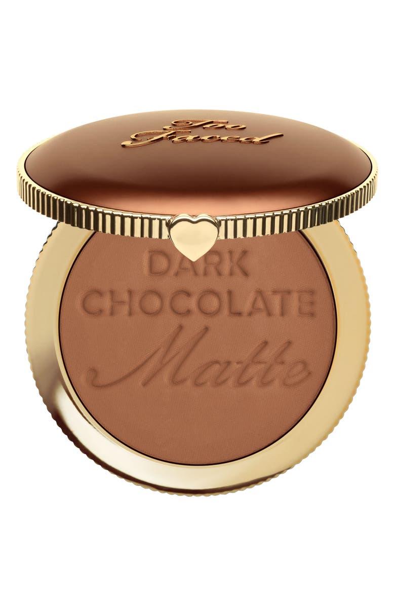 TOO FACED Chocolate Soleil Bronzer, Main, color, DARK CHOCOLATE SOLEIL