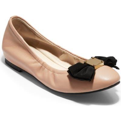 Cole Haan Tali Ballet Flat, Beige