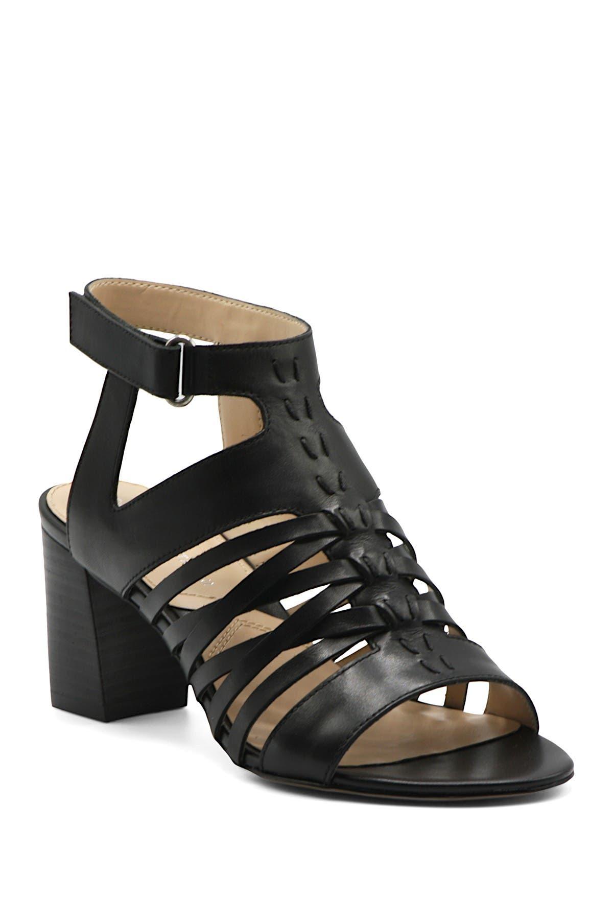 Image of Adrienne Vittadini Pense Caged Slingback Sandal