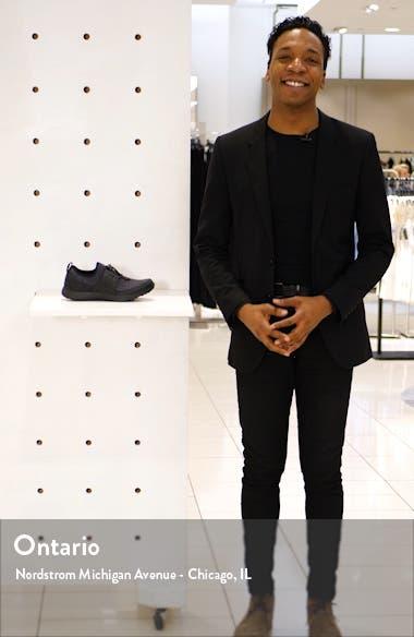 Cynch Knit Sneaker, sales video thumbnail