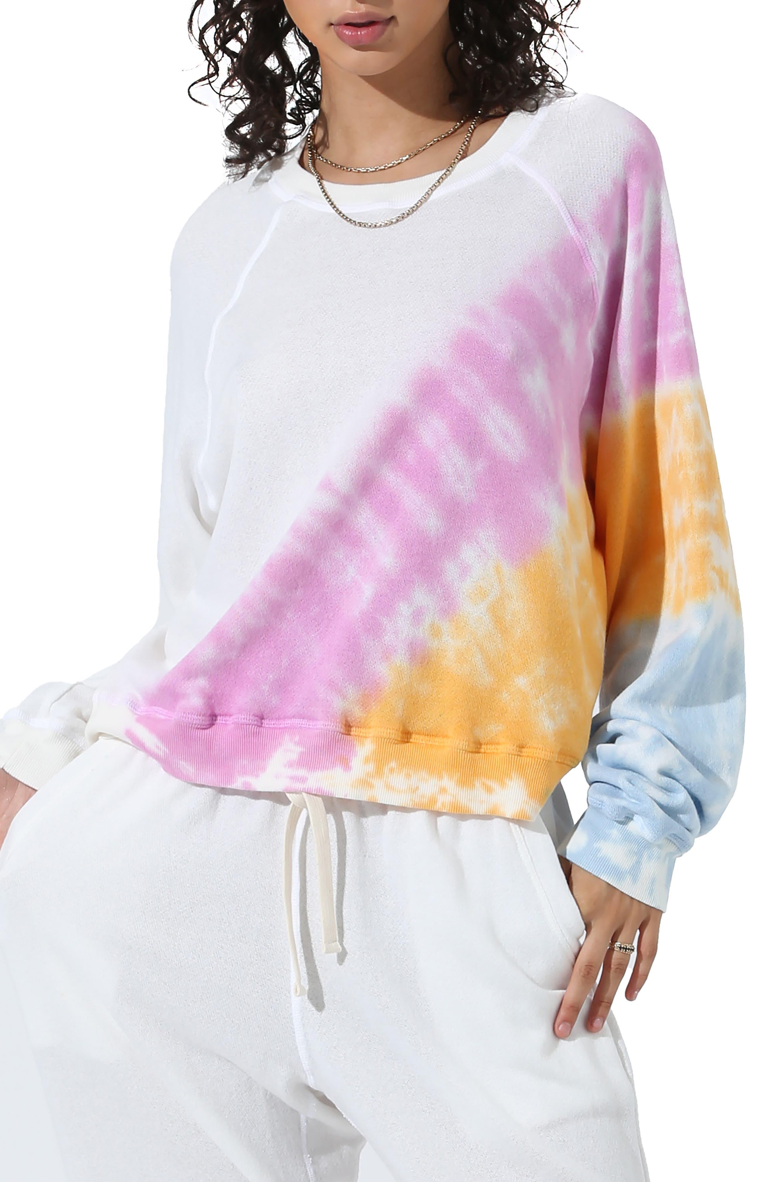Farrow Tie Dye Pullover