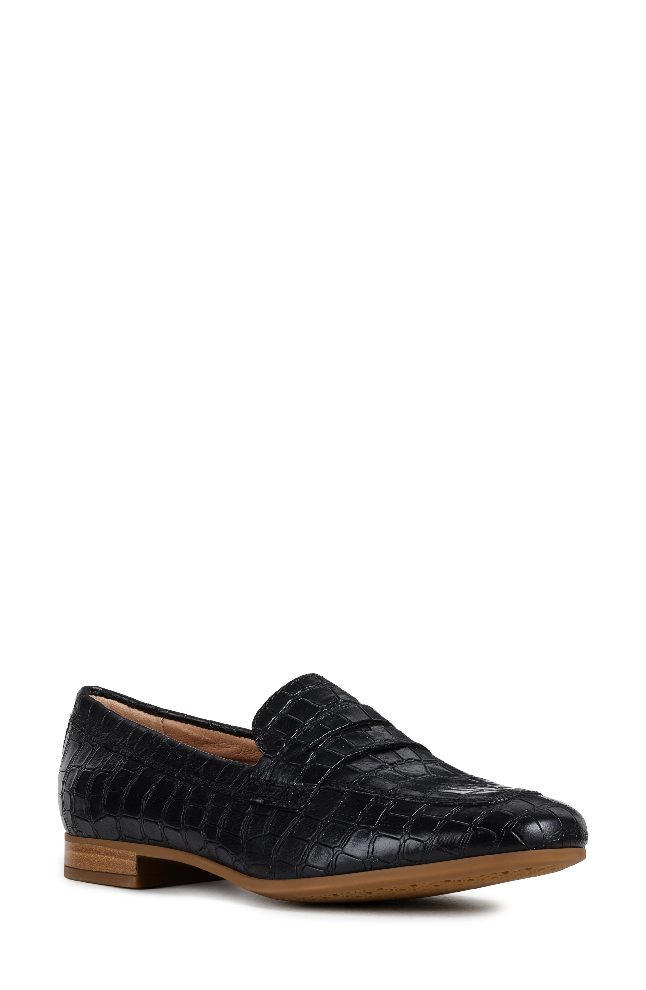 Geox Marlyna Loafer, Black