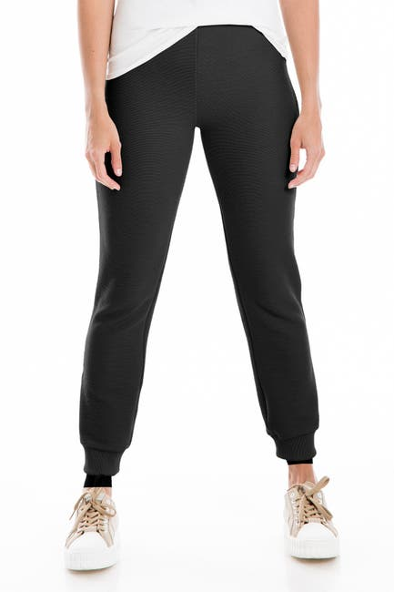 Image of Max Studio Solid Joggers