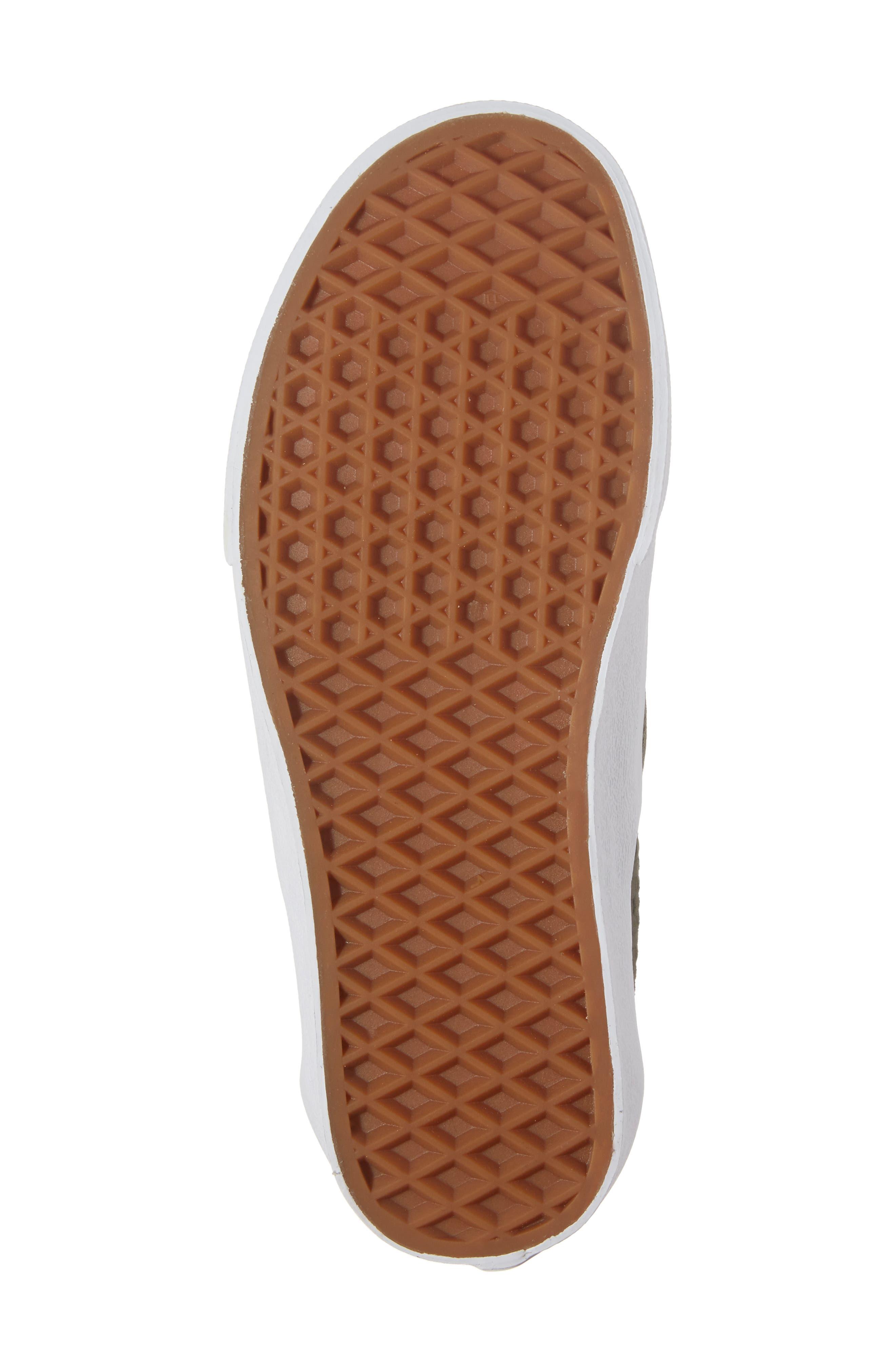 ,                             Classic Slip-On Sneaker,                             Alternate thumbnail 345, color,                             301