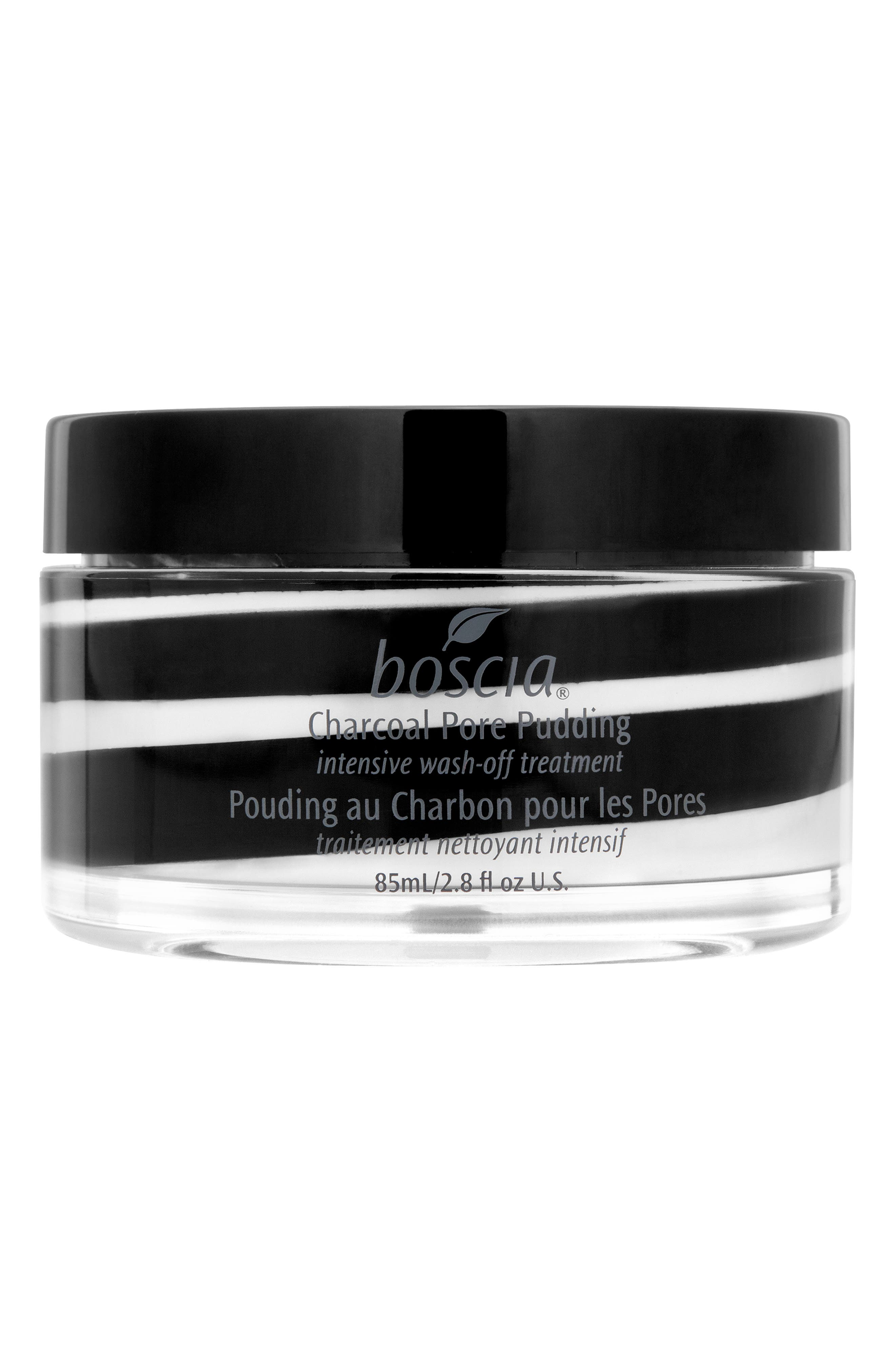 Charcoal Pore Pudding Mask