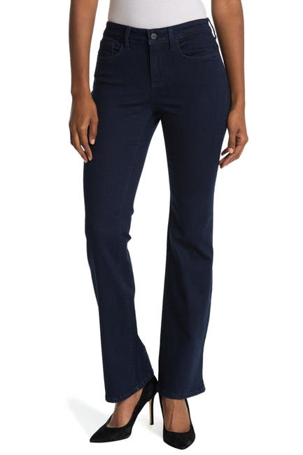 Image of NYDJ Barbara Mid Rise Bootcut Jeans