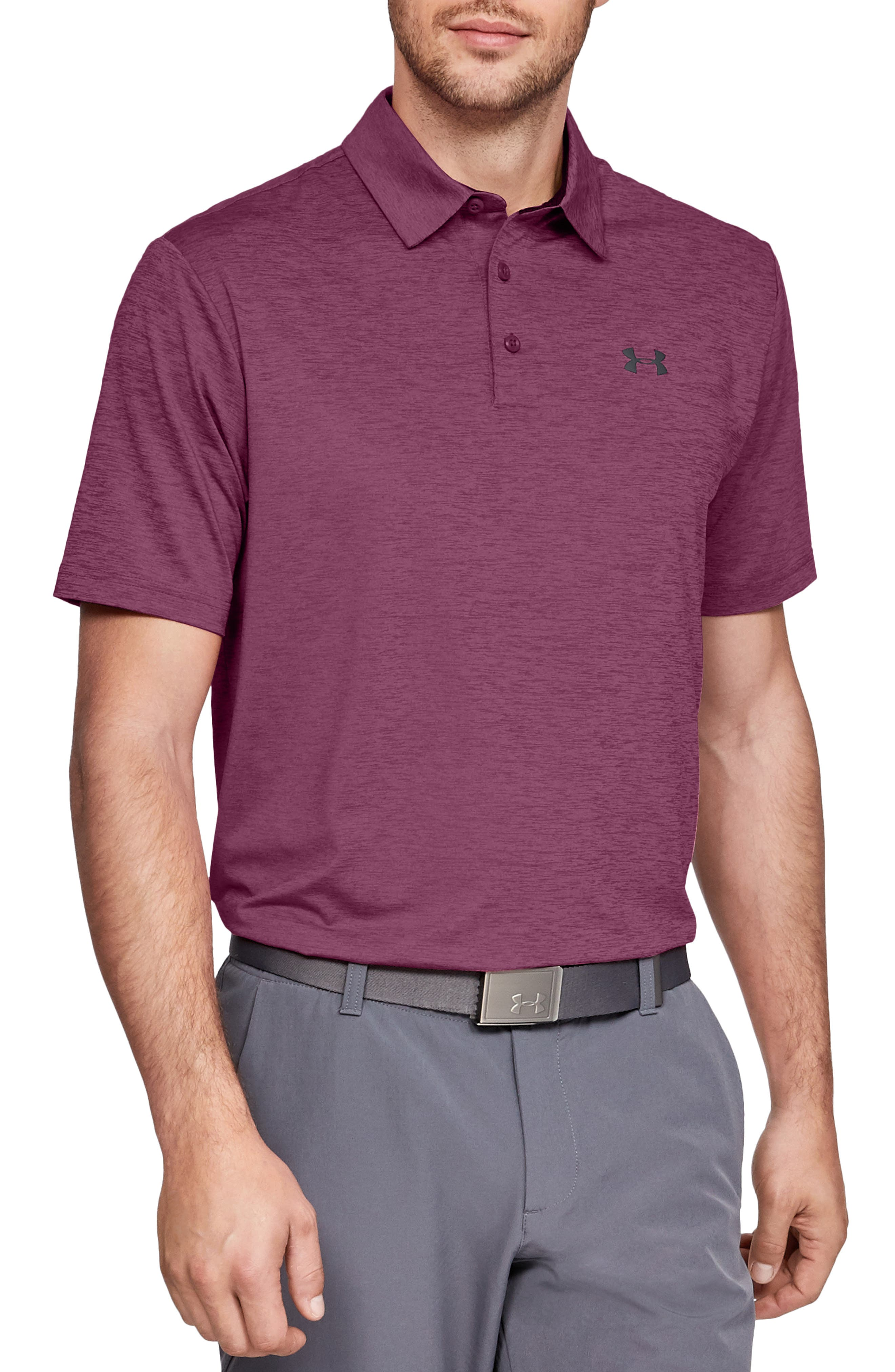 ,                             'Playoff' Loose Fit Short Sleeve Polo,                             Main thumbnail 91, color,                             930