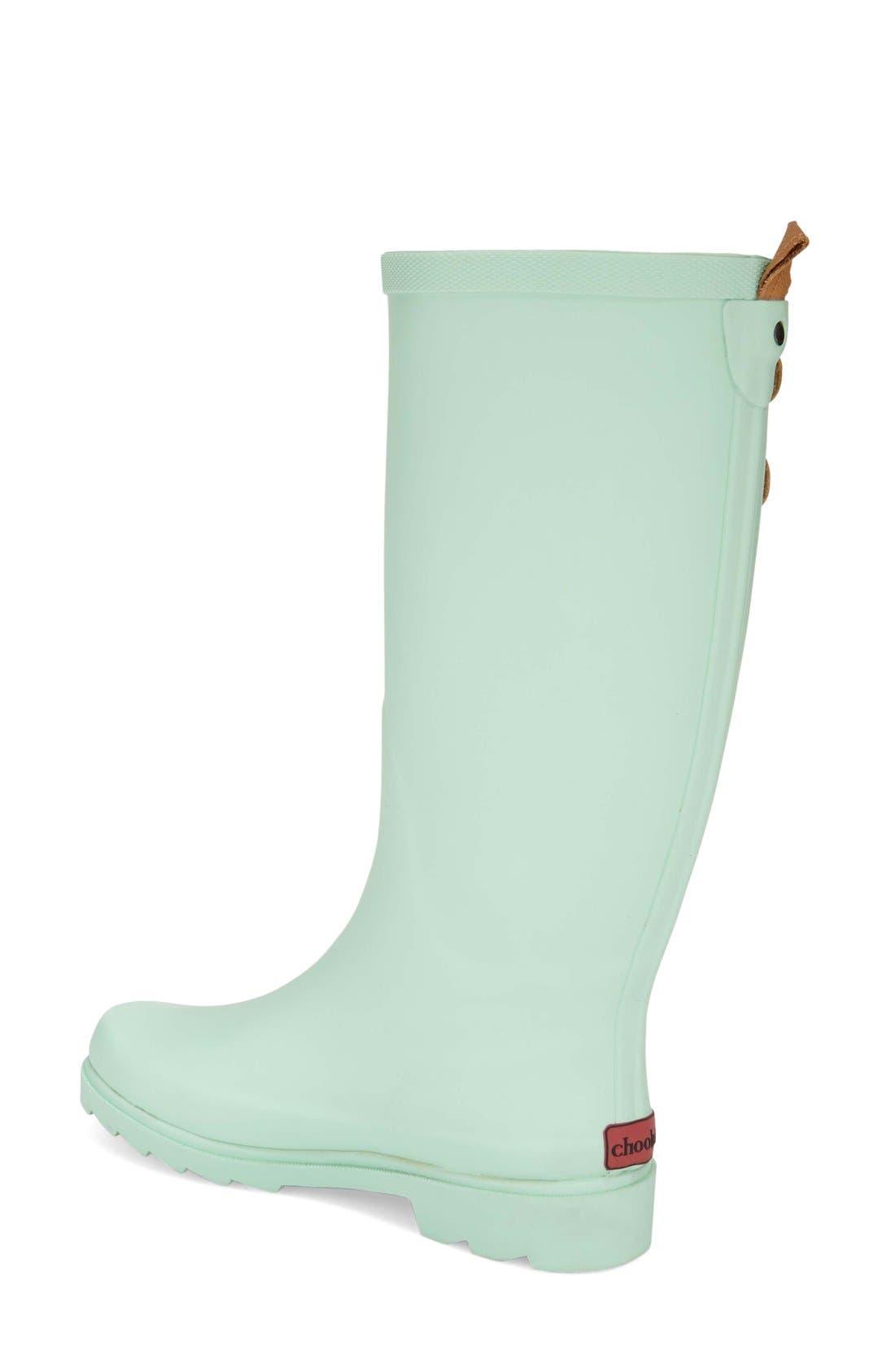 ,                             'Top Solid' Rain Boot,                             Alternate thumbnail 48, color,                             331