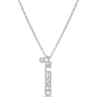 Lesa Michele Blessed Pendant Necklace