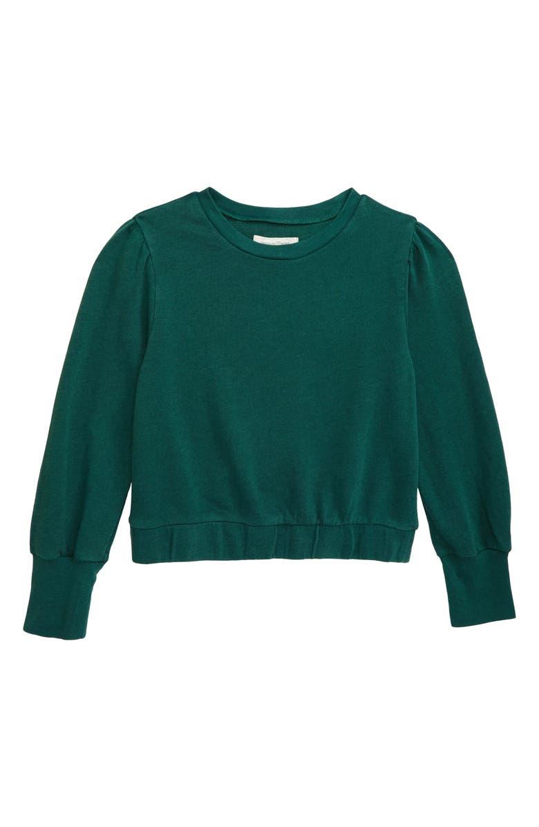 TREASURE & BOND Wide Cuff Sweatshirt, Main, color, 301