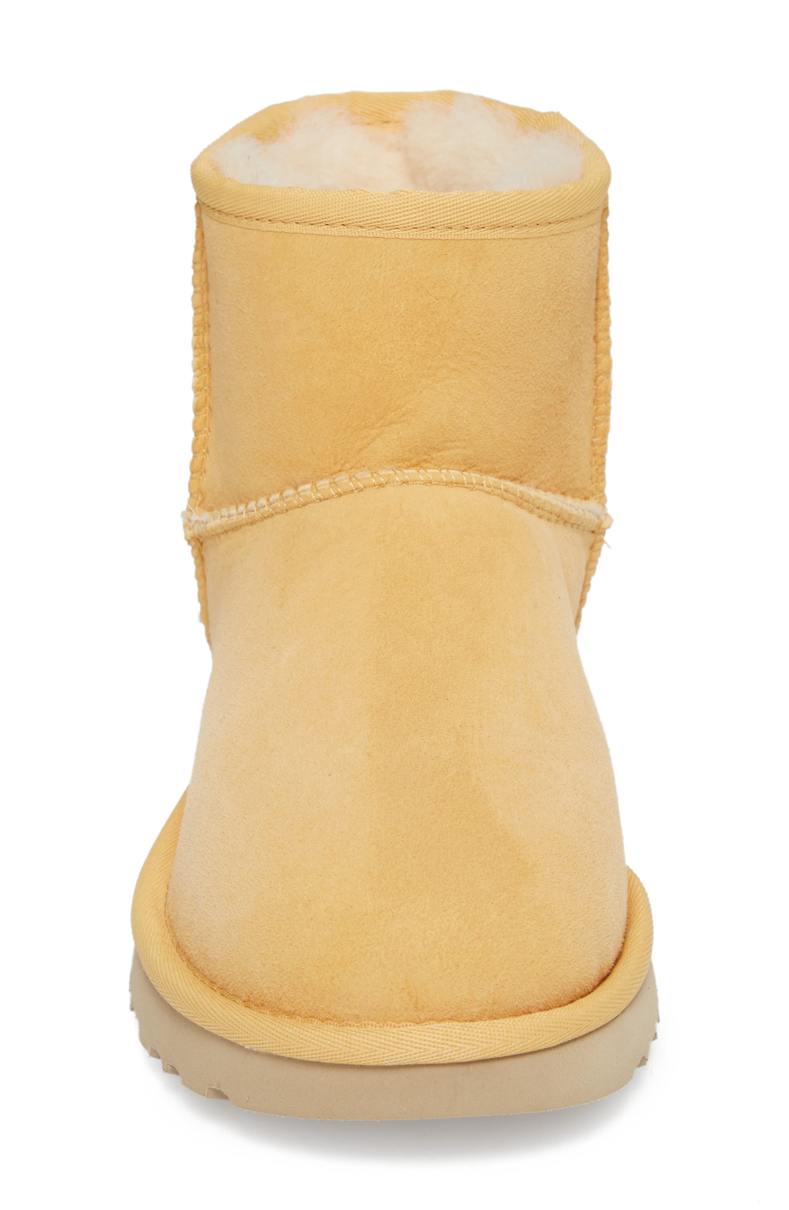 ,                             Classic Mini II Genuine Shearling Lined Boot,                             Alternate thumbnail 84, color,                             700