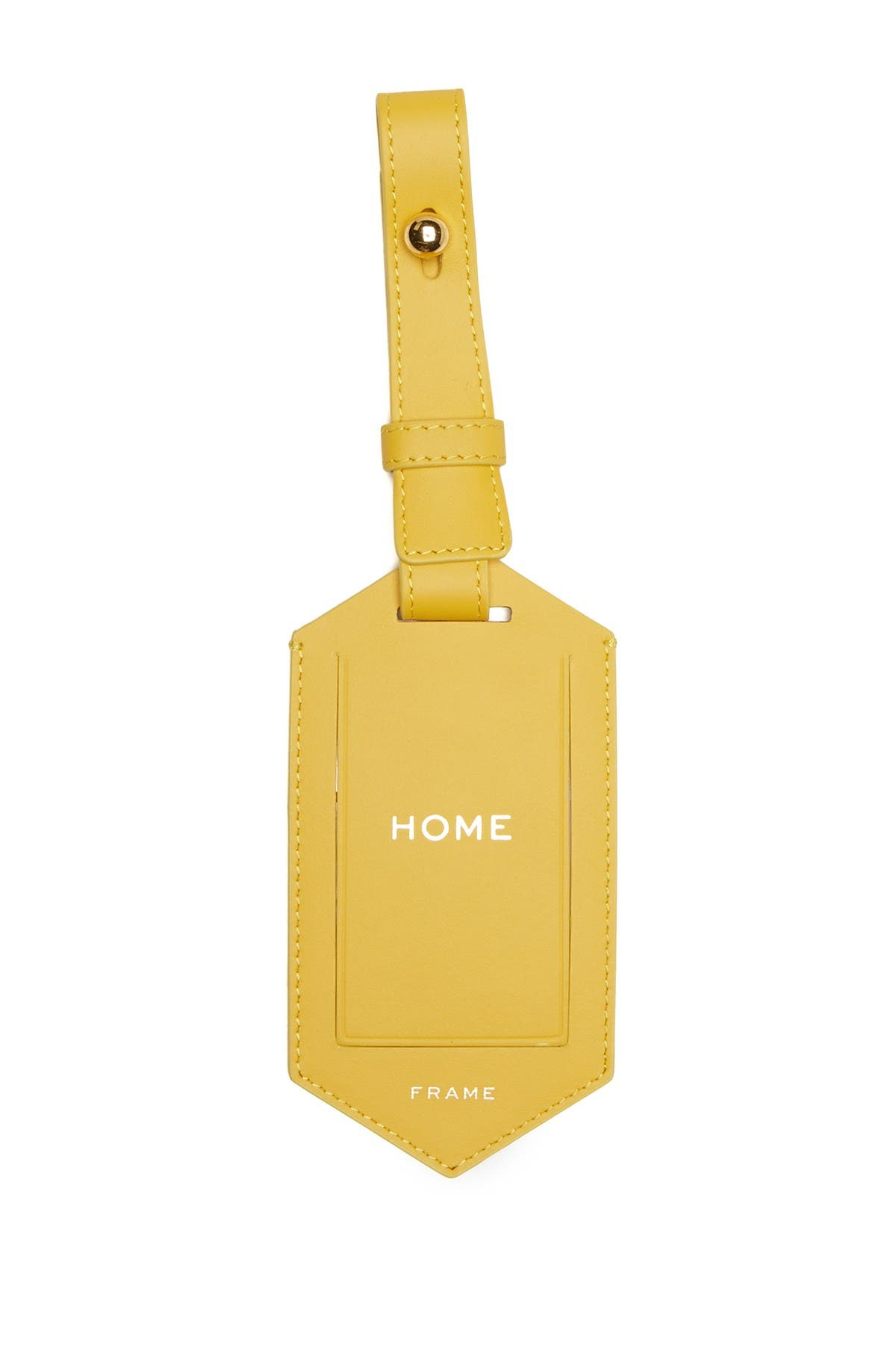 Image of FRAME Leather Luggage Tag