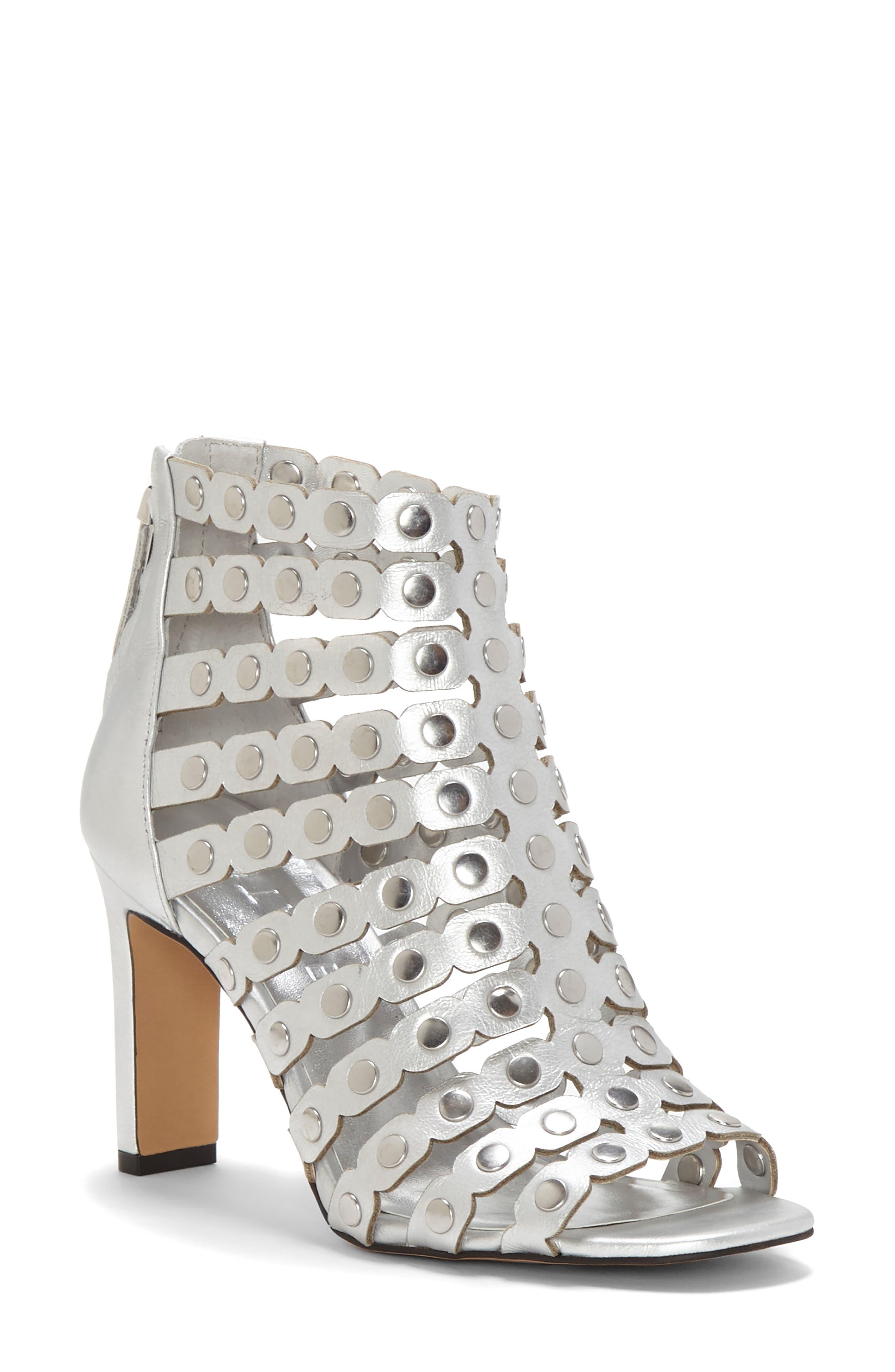 1.state Prentice Studded Sandal- Metallic
