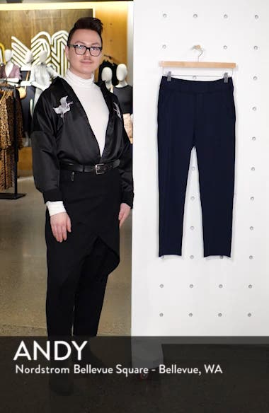 Tee Lab The Trouser Knit Pants, sales video thumbnail