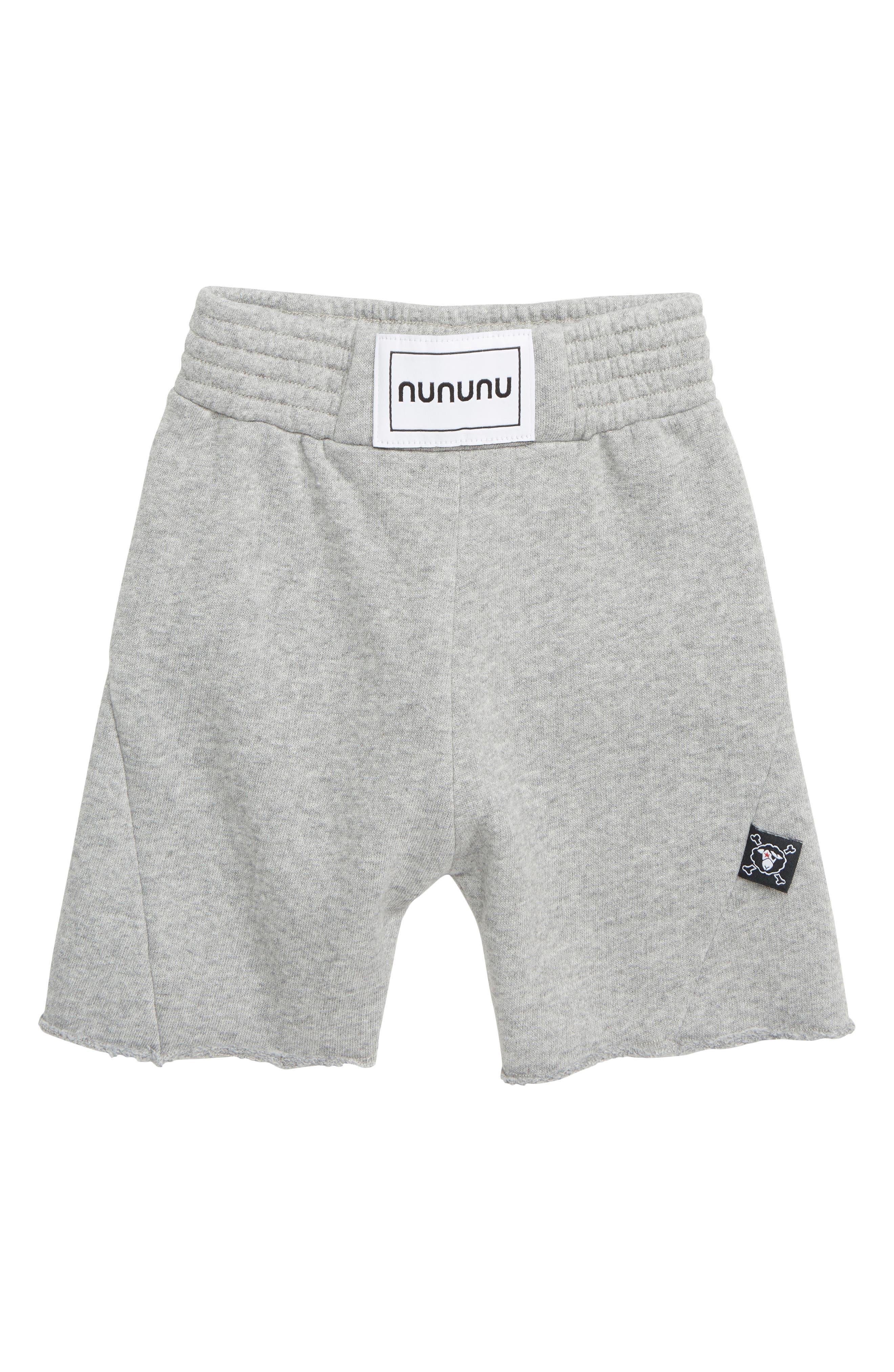 ,                             Boxing Sweat Shorts,                             Main thumbnail 4, color,                             020